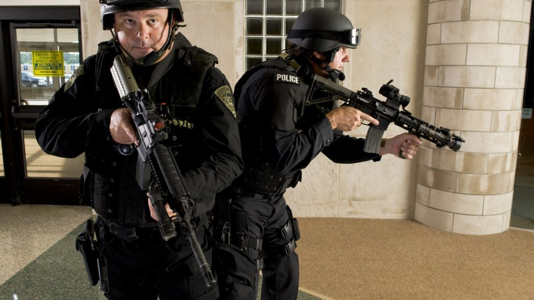 Law Enforcement Tactics - Active Shooter Response - Two-Man Team