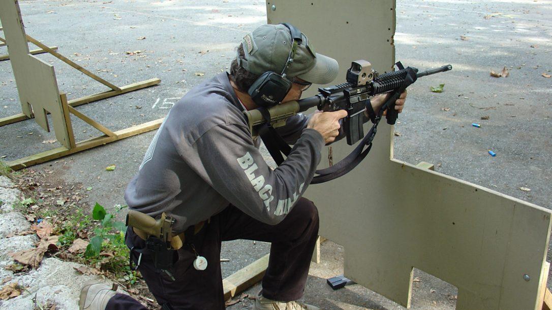 Law Enforcement Tactics - NRA Select Fire Course