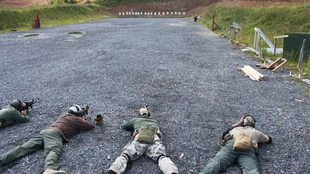 Law Enforcement Tactics - TAPS Carbine Training