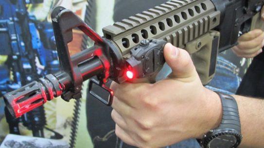 MFT Torch Back Up Light - NASGW