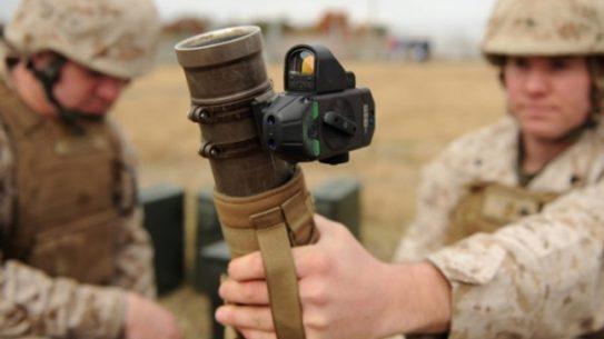 Marines Deploy Next-Generation Mortars