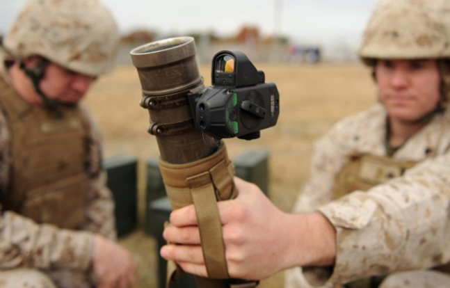 Marines Deploy Next-Generation Mortars