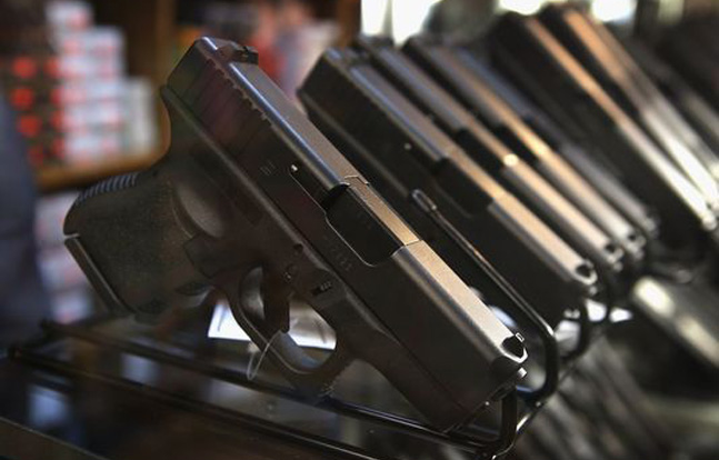 Massive Wave of Firearms Background Checks Begins to Ebb