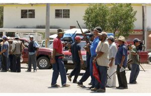 Mexican Vigilante Groups Continue to Fight Cartels