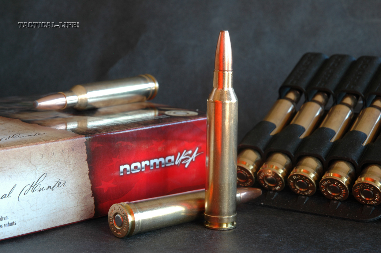 NASGW - New Ammunition - Norma