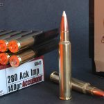 NASGW - New Ammunition - Nosler 280
