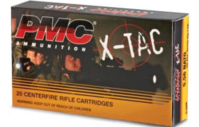 NASGW- New Ammunition- X-TAC