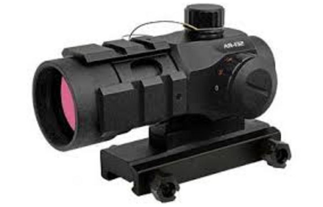 NASGW- Optics, Sights and Scopes - Burris