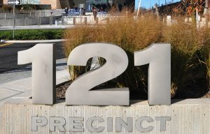 NYPD Open New 121st Precinct Station House