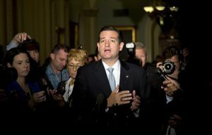 Senator Ted Cruz Seeks to Amend National Defense Authorization Act