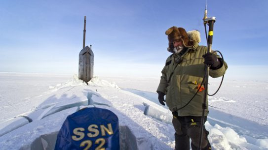 The U.S. Navy is accelerating research and technology programs aimed at preparing the fleet to operate with enhanced Arctic capabilities.