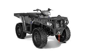 Polaris Sportsman WV850 H.O. - VIDEO