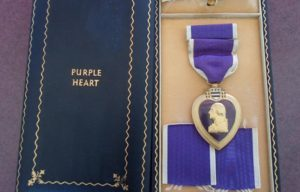 Purple Heart at Flea Market Returned to Fallen Soldier's Family