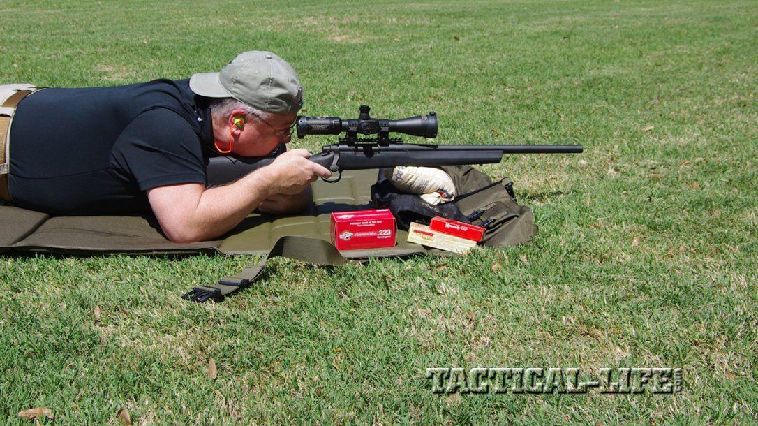 Preview: Remington 700 SPS Tactical  223