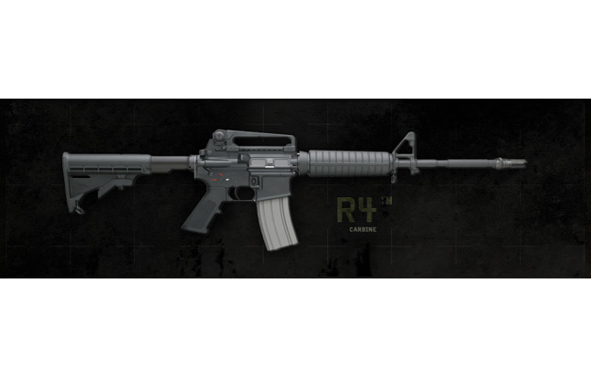 Remington Defense R4