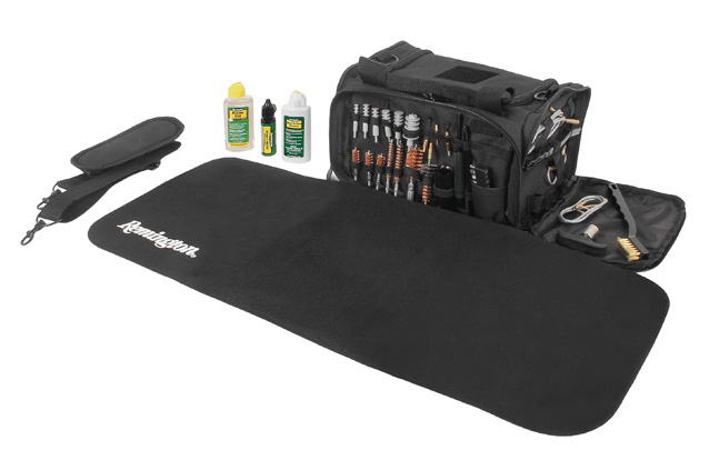 Remington RLE Universal 4-Gun Cleaning System