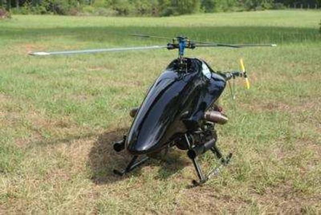 SHADOWHAWK ROTARY UAV PATROL IN AFRICA