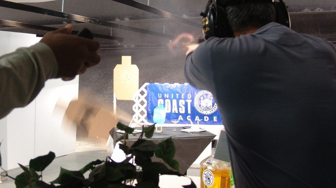 Smith & Wesson IDPA Back-Up Gun National Match