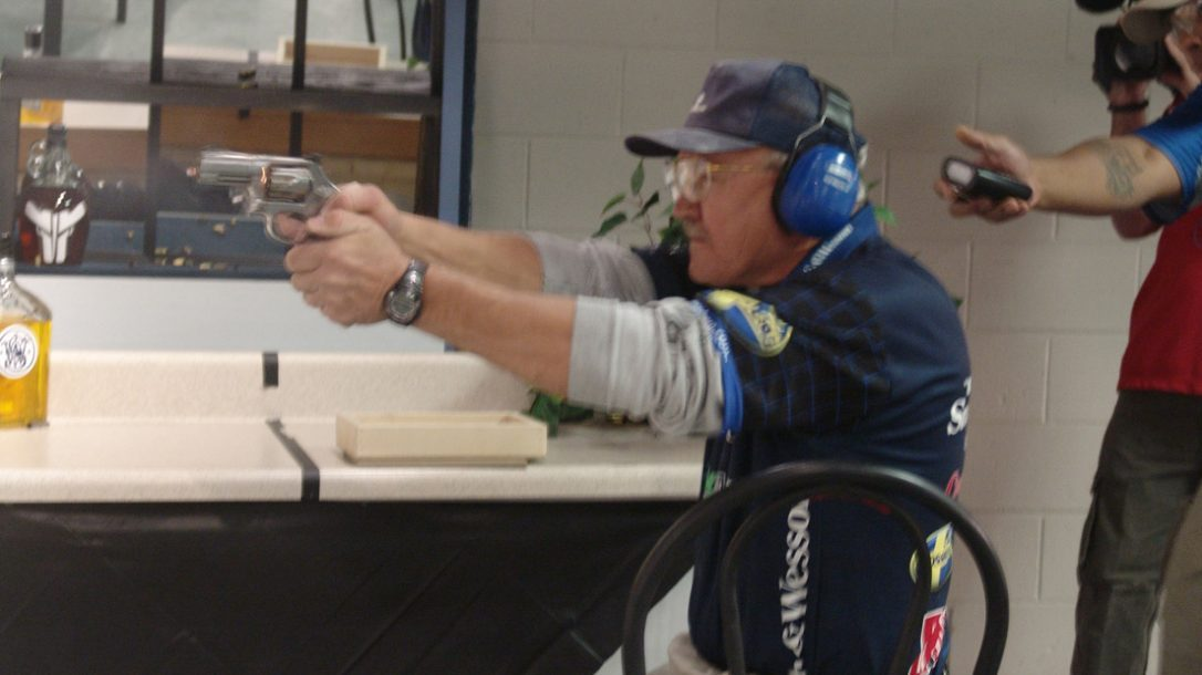 Smith & Wesson IDPA Back-Up Gun National Match - Standard Service Revolver Champ Jerry Miculek