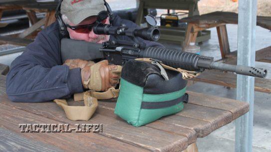 Sneak Peek- Alexander Arms Entry at the range.