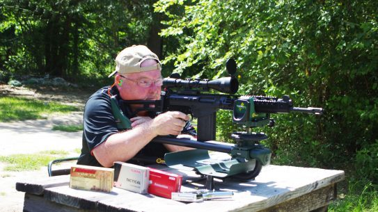 Sneak Peek- DS Arms SA58 Para put to the test