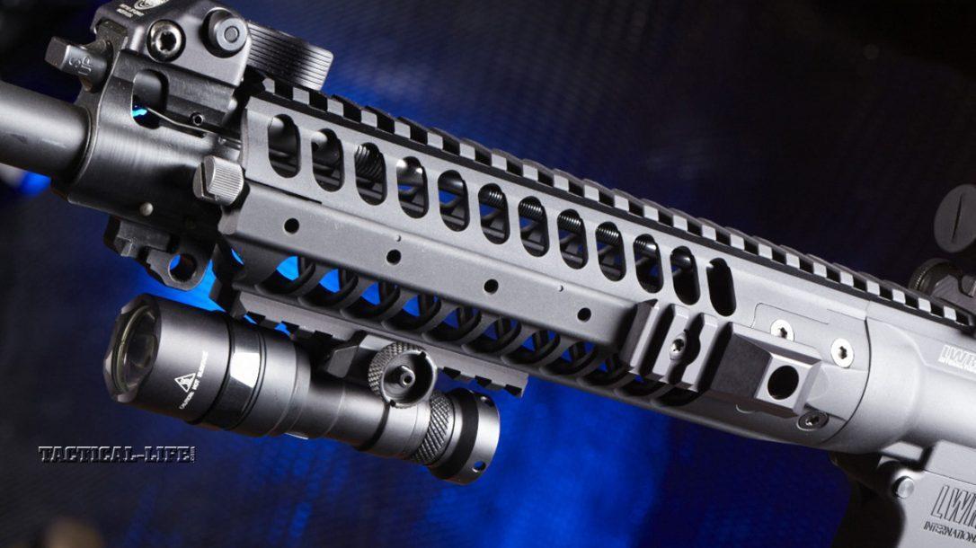 Sneak Peek - LWRCI M6 Individual Carbine forend