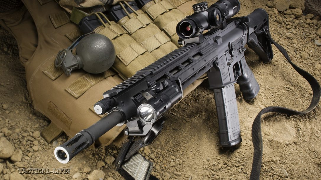 Sneak Peek - Ruger SR-556 Carbine