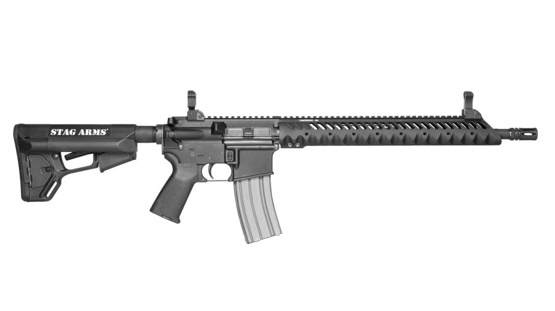Stag Arms Model 3T & 3T-M Tactical Rifles