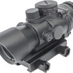 Sun Optics USA Tactical Electronic Sights with Backup