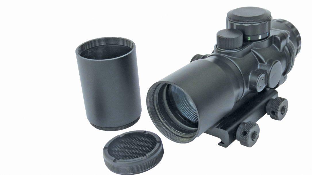 Sun Optics USA Tactical Electronic Sights