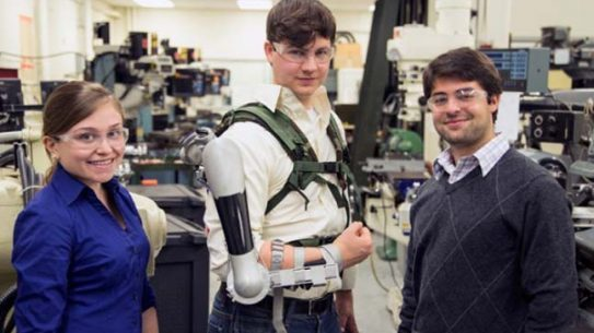 Titan Arm Could Be Part of Military's Iron Man Suit