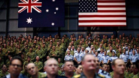 U.S. May Keep Training Materiel in Australia
