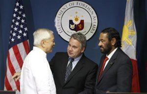 US Typhoon Response Cements Philippine Ties