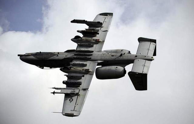 USAF Renews A-10 Thunderbolt Sustainment Contract