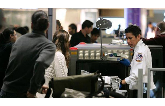 Union Calls for Arming TSA Agents