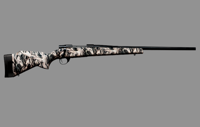 Weatherby Camo Rifle