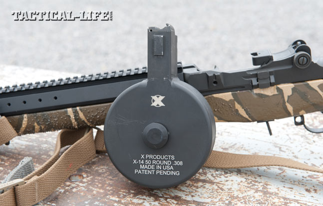 Combat Ready: X Products Drum Magazines Deliver 5 56/7 62 NATO