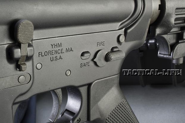 YANKEE HILL MACHINE SLR Fire Controls