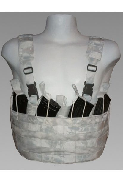 BCS AK47 Chest Rig in Yeti.
