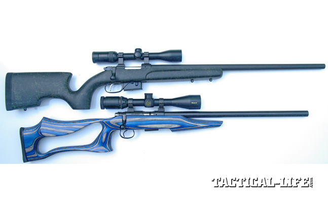 CZ 455s and 527s bring innovation and precision to pest control and tactical training!