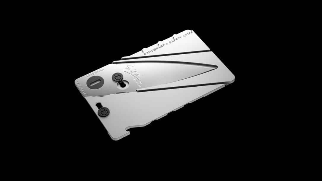 Cardsharp Safety Knife