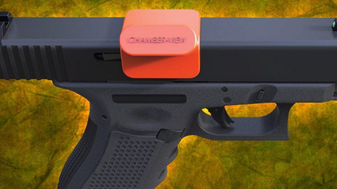 Chamber-View Pistol