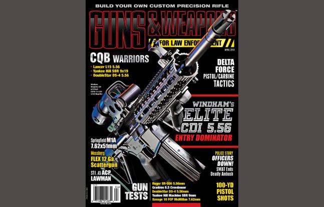 Guns & Weapons for Law Enforcement April 2013