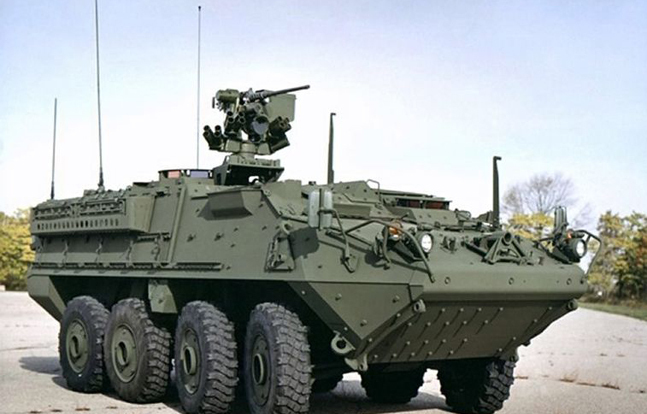 The US army awarded General Dynamics Land Systems (GDLS) a $28 million contract for Stryker modernization.