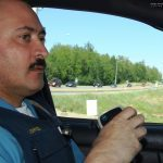 Happy New Year from Tactical-Life.com - Alaska State Trooper Jesse Lopez during a routine Shift in Wasilla, Alaska.
