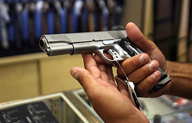 Gun sales have increased during the holiday season in Illinois for two primary reasons: gift shopping, and concealed carry.