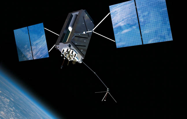 The U.S. Air Force has awarded Lockheed Martin a $200 million contract to complete production of its fifth and sixth next-generation GPS III satellites.