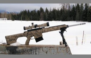 Miller Precision Arms MPA 300 Guardian