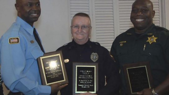 Mississippi Officers Honored for Dedication