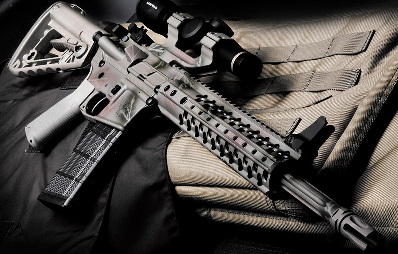 Paul Howe Tactical Carbine
